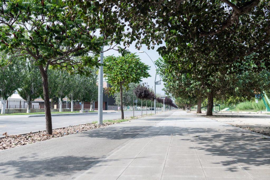 PASEO DEL CANAL MARÍTIMO - AMPOSTA