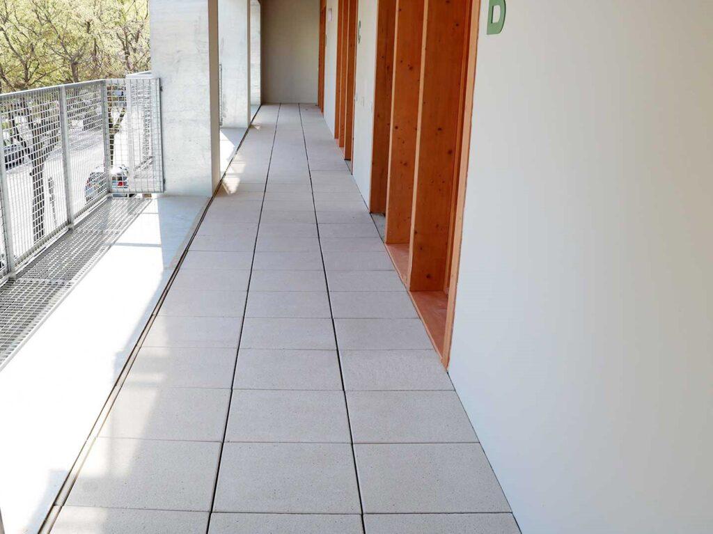 LOSA FLOTANTE C/ESPRONCEDA-BARCELONA